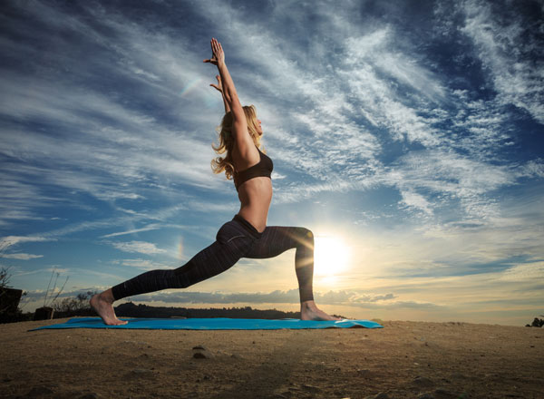 How Yoga Achieve a Healthy Body